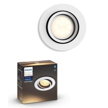 Philips - LED Lámpara regulable 1xGU10/5W/230V