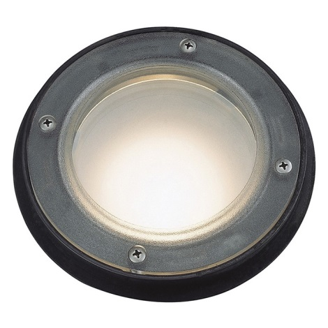 Philips Massive 71428/01/30 - Iluminación LED empotrable de suelo ACAPULCO 1xE27/5,5W/230V