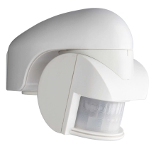 Philips Massive 87098/12/31 - Sensor de movimiento VIRGINIA blanco IP44