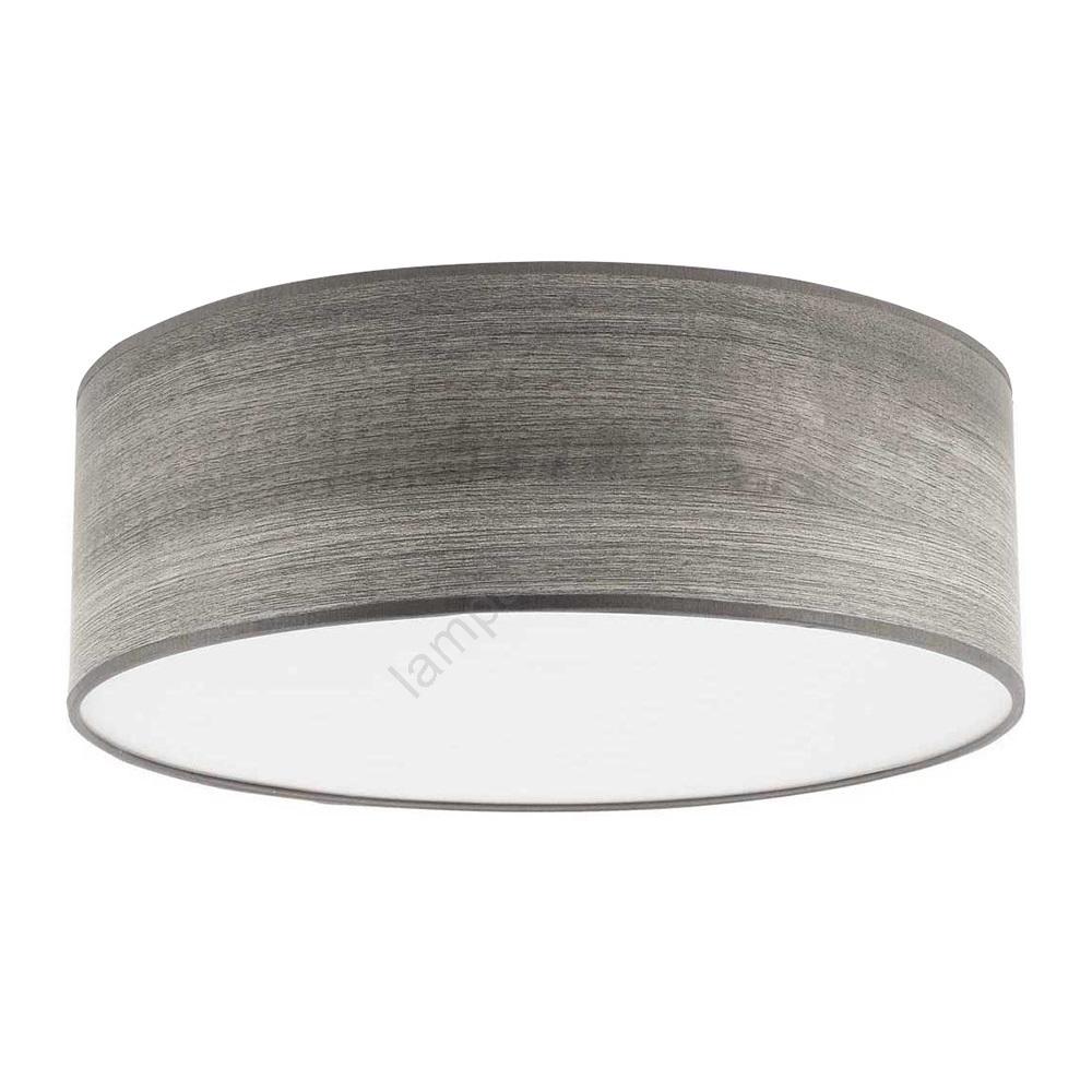 Plafón RONDO WOOD 4xE2760W230V gris
