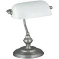 Rabalux - Lámpara de mesa 1xE27/60W/230V