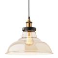 Redo 01-1003 - Lámpara colgante SAVILLE 1xE27/42W/230V