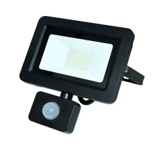 Reflector LED con sensor LED/30W/230V IP65 6000K