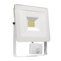 Reflector LED con sensor NOCTIS LUX SMD LED/10W/230V IP44 900lm blanco