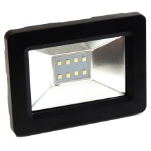 Reflector LED NOCTIS 2 SMD LED/10W/230V IP65 650lm negro