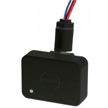 Sensor de movimiento 200W/230V/IP65 negro