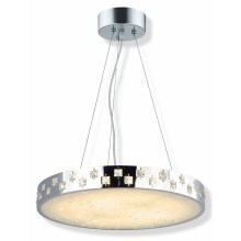 Top Light - Lámpara LED colgante DIAMOND LED/32W/230V
