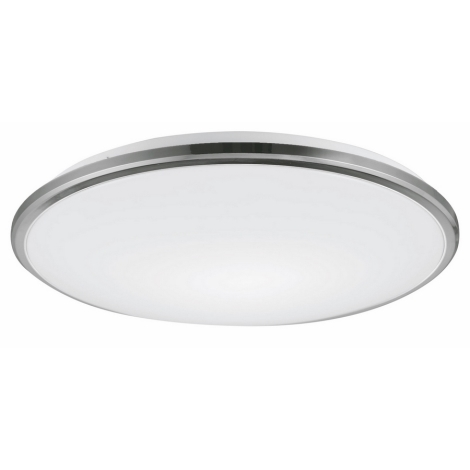 Kl Led 4000 Top Ip44 Para Led24w230v Baño Light Silver El Plafón xdBoeEQrCW