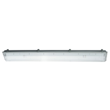 Top Light ZS IP 236 - Lámpara fluorescente técnica IP65 2xT8/36W/230V blanca
