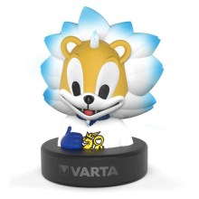 Varta 15660 - LED Lámpara infantil FINKEY LED/3xAA