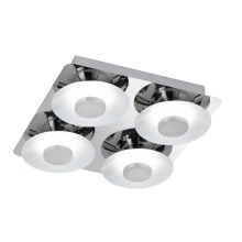 Wofi 9216.04.01.0000 - Plafón LED SPACE 4xLED/6W/230V